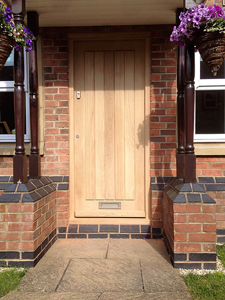 Bespoke Wooden Doors – Onyx Joinery | High Performance Joinery